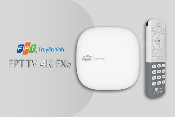 Truyền hình FPT giới thiệu Bộ giải mã thế hệ thứ 4 - Ảnh 1.