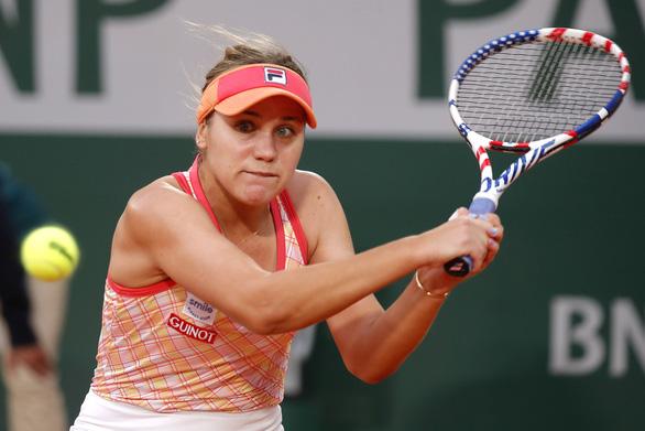 Vào chung kết Pháp mở rộng, tay vợt 19 tuổi Iga Swiatek đi vào lịch sử - Ảnh 2.