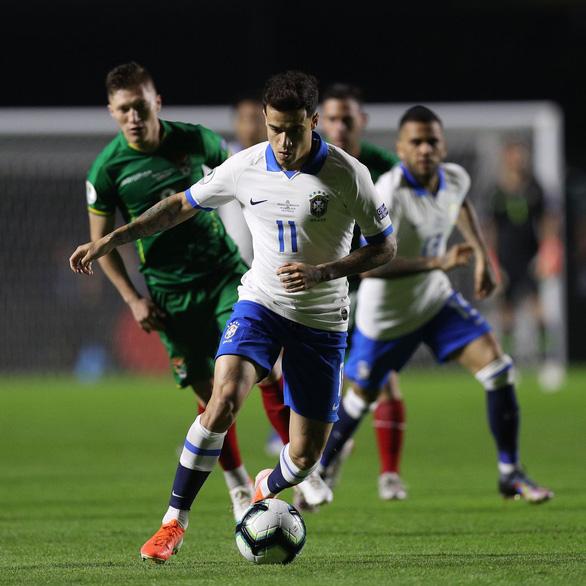 Vòng loại World Cup 2022 khu vực Nam Mỹ: Brazil tiếp Bolivia bằng đội hình sứt mẻ - Ảnh 1.