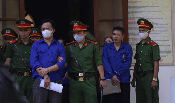 5 người kháng cáo trong vụ gian lận điểm thi ở Sơn La sắp hầu tòa phúc thẩm - Ảnh 1.