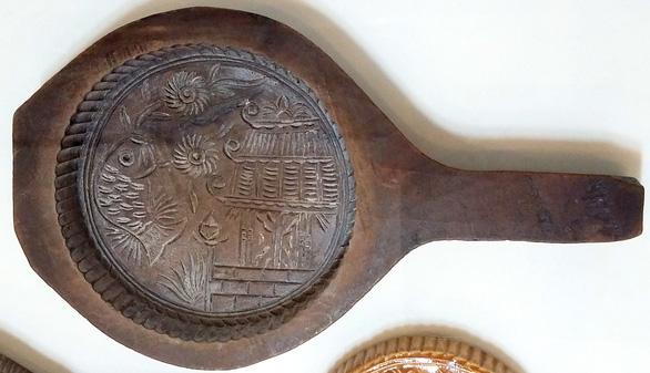 Khuôn bánh dân gian Nam bộ trở thành hiện vật bảo tàng - Ảnh 10.