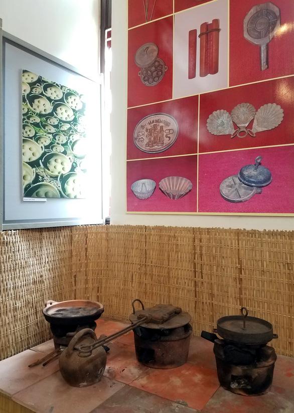 Khuôn bánh dân gian Nam bộ trở thành hiện vật bảo tàng - Ảnh 4.