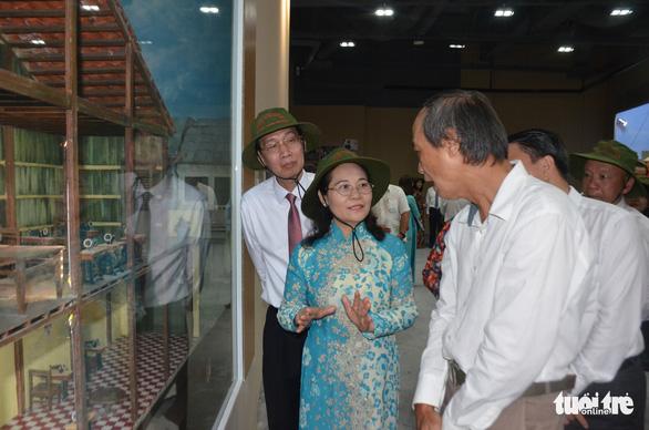 Bình Chánh khánh thành khu truyền thống cuộc tổng tiến công xuân Mậu Thân 1968 - Ảnh 1.
