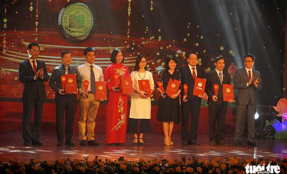 Giải thưởng Sách quốc gia 2020 vinh danh nhà thơ Quang Dũng - Ảnh 1.