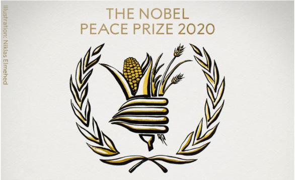 Nobel Hòa bình được trao cho Chương trình Lương thực Thế giới - Ảnh 1.