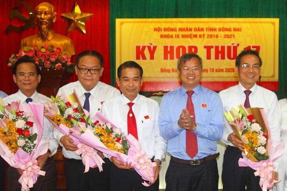 Trưởng Ban tuyên giáo Tỉnh ủy làm phó chủ tịch tỉnh Đồng Nai - Ảnh 1.