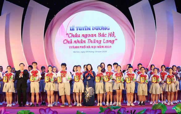 Bí thư Thành ủy Hà Nội: Kiên quyết đấu tranh, xử lý nghiêm hành vi xâm hại trẻ em - Ảnh 3.