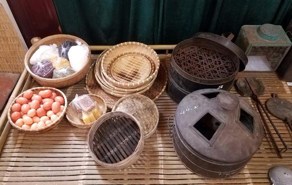 Khuôn bánh dân gian Nam bộ trở thành hiện vật bảo tàng - Ảnh 15.