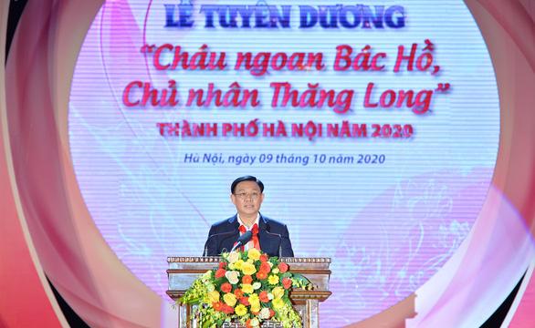Bí thư Thành ủy Hà Nội: Kiên quyết đấu tranh, xử lý nghiêm hành vi xâm hại trẻ em - Ảnh 2.