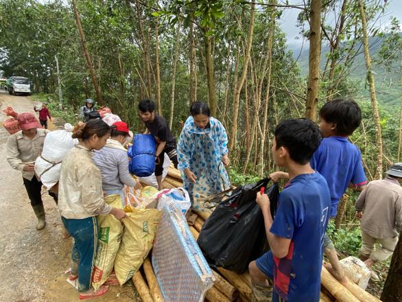 Trà Leng: sau tai họa lở núi là khó khăn chồng chất - Ảnh 10.
