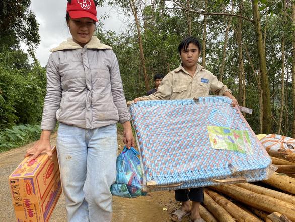 Trà Leng: sau tai họa lở núi là khó khăn chồng chất - Ảnh 4.