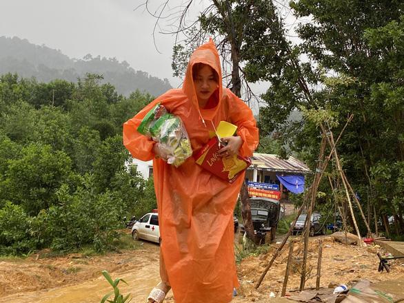 Trà Leng: sau tai họa lở núi là khó khăn chồng chất - Ảnh 7.