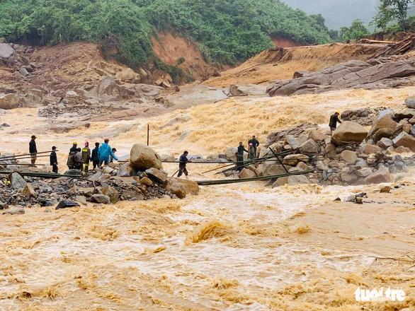13 người gặp nạn ở Phước Sơn: Nỗi đau ở vùng đất mật ngọt - Ảnh 6.