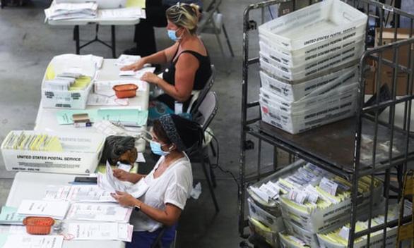 Cử tri gốc Á hứng thú với bầu cử Mỹ 2020 hơn những năm trước - Ảnh 1.