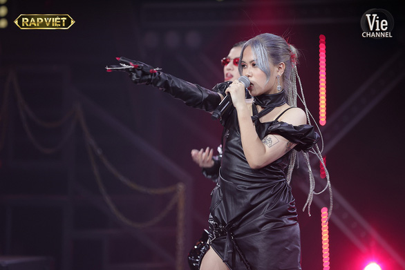 TLinh: Người con gái ấy đại diện cho Rap Việt - Ảnh 1.