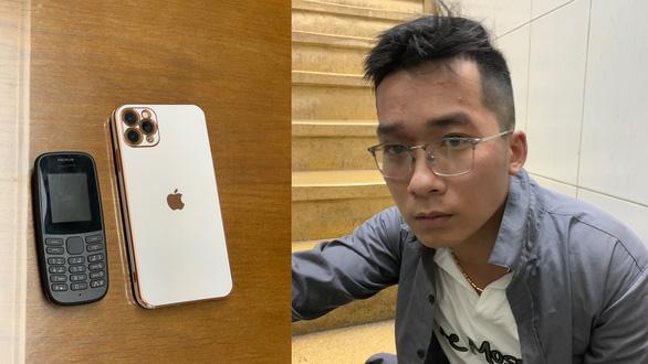 Cảnh sát đặc nhiệm nổ súng khống chế kẻ cướp giật iPhone ở quận 10 - Ảnh 2.