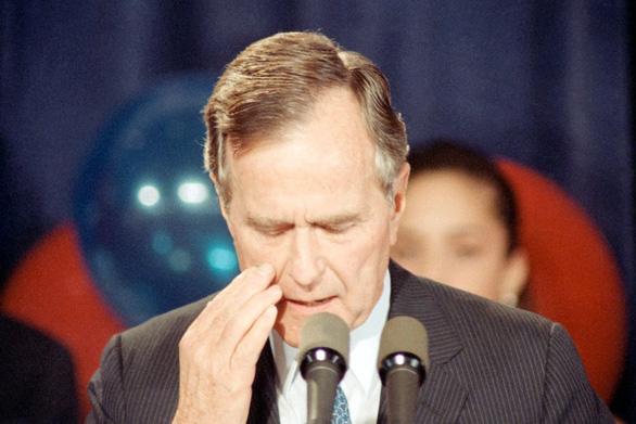 Các ứng viên tổng thống Mỹ nhận thua trước đối thủ ra sao? - Ảnh 1.