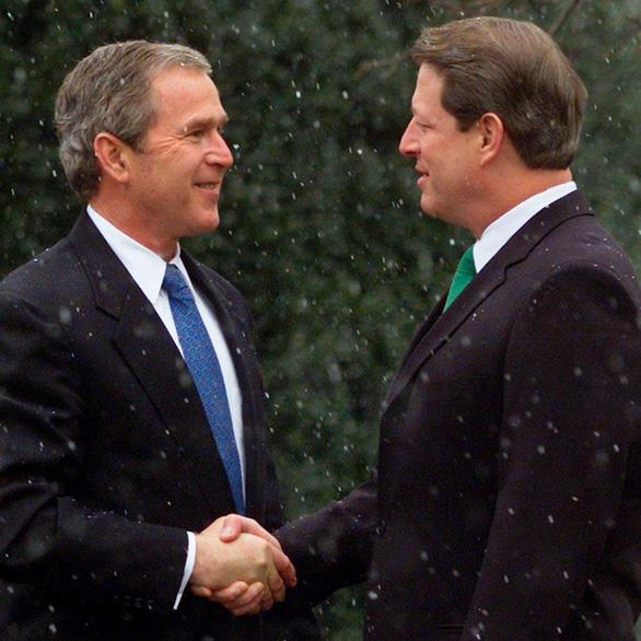 Các ứng viên tổng thống Mỹ nhận thua trước đối thủ ra sao? - Ảnh 2.