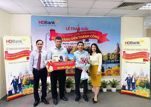 HDBank dành hơn 1,2 tỉ đồng tri ân khách hàng doanh nghiệp dịp cuối năm - Ảnh 1.