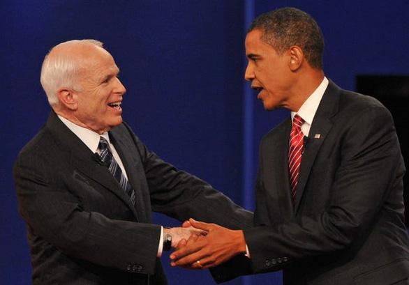 Các ứng viên tổng thống Mỹ nhận thua trước đối thủ ra sao? - Ảnh 3.