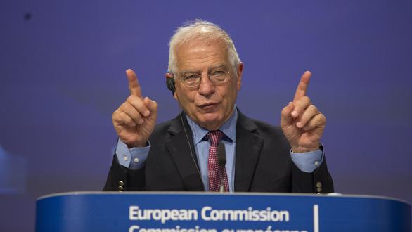 Châu Âu muốn bắt tay với ông Biden đối phó Trung Quốc - Ảnh 1.