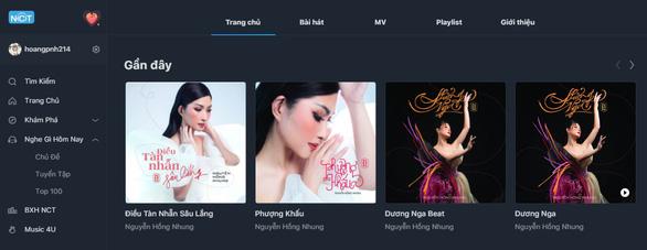 Nguyễn Hồng Nhung lưu giữ các điển tích Việt Nam bằng âm nhạc cổ phong - Ảnh 1.