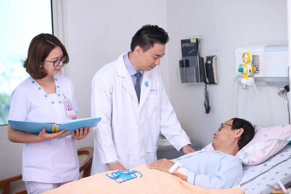 Xét nghiệm gen hỗ trợ phòng ngừa ung thư đại trực tràng chủ động - Ảnh 1.