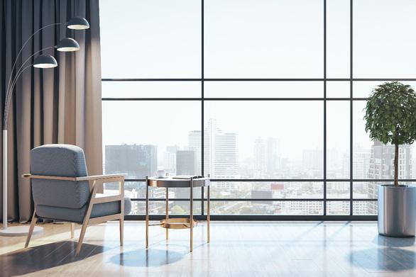 Tầm nhìn vô cực từ căn hộ Opal Skyline - Ảnh 1.
