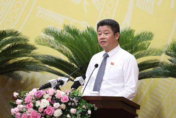 Hà Nội: Trình sai cấp phê duyệt, HĐND TP bác 5 dự án đầu tư công - Ảnh 1.
