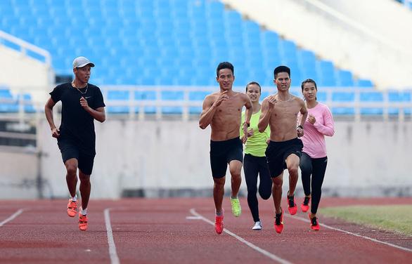 Giải điền kinh vô địch quốc gia 2020: Hướng đến vòng loại Olympic Tokyo - Ảnh 1.