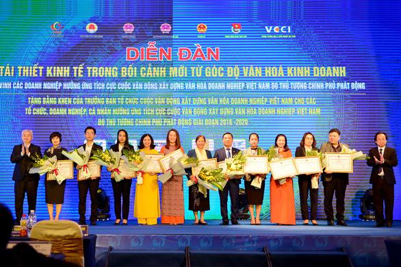 Viettel: Doanh nghiệp xuất sắc trong xây dựng và thực hành văn hoá doanh nghiệp - Ảnh 1.