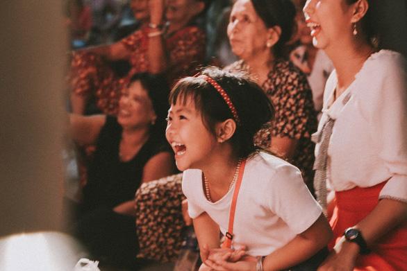 Những trái tim nhỏ và giấc mơ lớn trong Đoạn trường vinh hoa - Ảnh 2.