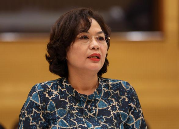 Trình Quốc hội phê chuẩn 2 bộ trưởng và thống đốc Ngân hàng Nhà nước - Ảnh 3.
