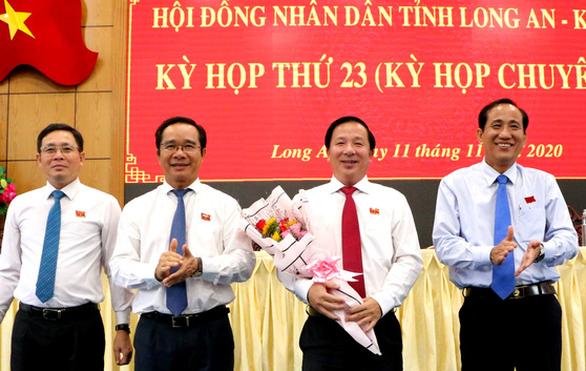 Ông Nguyễn Văn Út được bầu làm chủ tịch UBND tỉnh Long An - Ảnh 1.