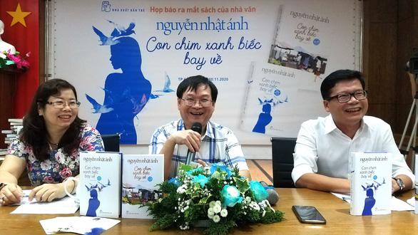 Nguyễn Nhật Ánh, con chim xanh tình nghĩa và cá tính Sài Gòn - Ảnh 1.