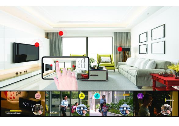 Giải pháp cho nhà ở và cao ốc thông minh - Ảnh 2.