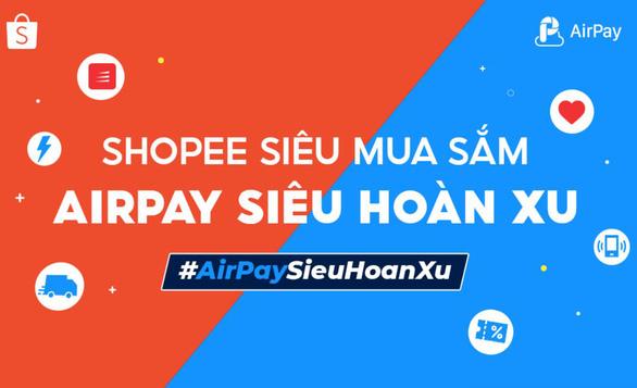 Người dùng AirPay bắt ngay cơ hội săn deal 1K cùng voucher giảm 100K trên Shopee, duy nhất ngày 11-1 - Ảnh 1.