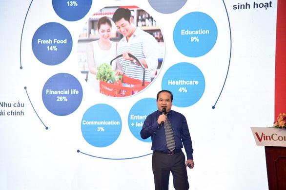 VinCommerce định hướng có hơn 300 siêu thị VinMart, gần 10.000 cửa hàng VinMart+ - Ảnh 1.