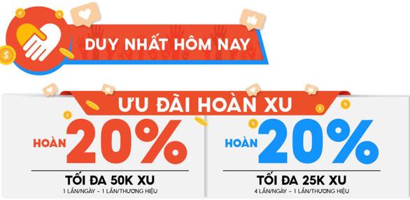 Người dùng AirPay bắt ngay cơ hội săn deal 1K cùng voucher giảm 100K trên Shopee, duy nhất ngày 11-1 - Ảnh 4.