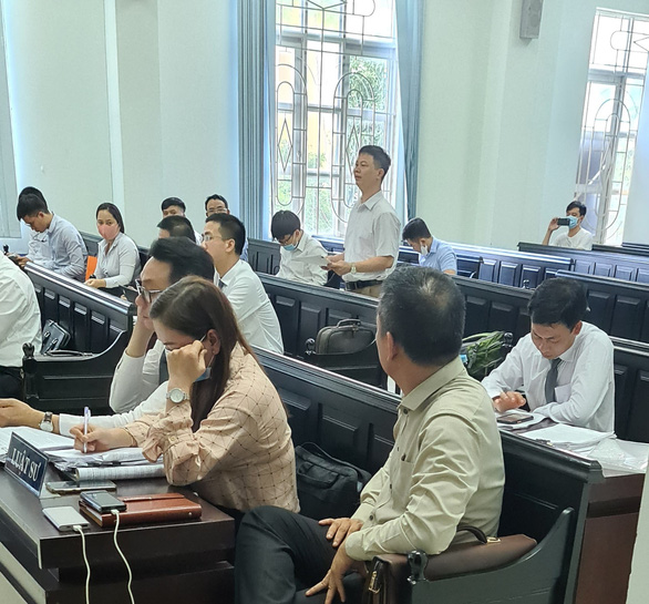 Viện kiểm sát đề nghị bác đơn vụ tranh chấp khu dân cư ngàn tỉ Hòa Lân - Ảnh 1.
