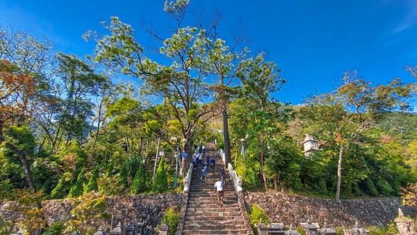 Khai hội Yên Tử - về miền đất Phật mùa thu - Ảnh 2.