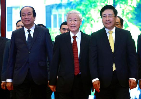 Tổng bí thư, Chủ tịch nước phát biểu khai mạc Hội nghị cấp cao ASEAN 37 - Ảnh 2.