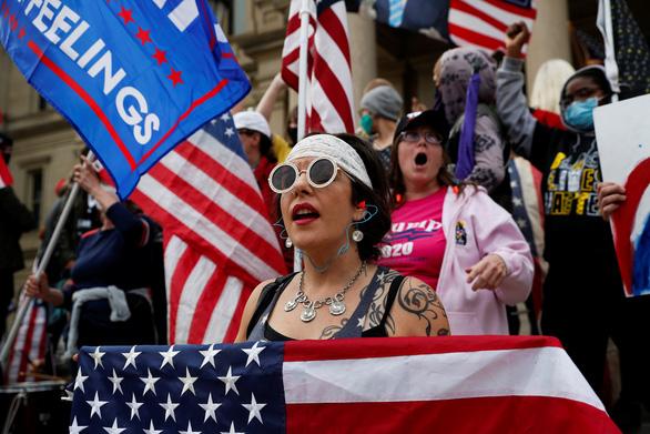 Các nhóm biểu tình ủng hộ ông Trump đổ về thủ đô Washington tuần này - Ảnh 2.
