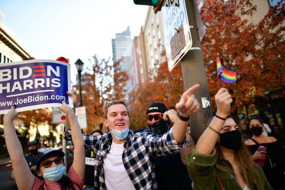 Các nhóm biểu tình ủng hộ ông Trump đổ về thủ đô Washington tuần này - Ảnh 4.