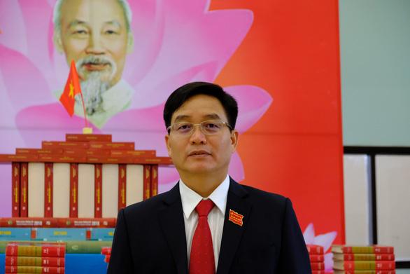 Ông Nguyễn Đình Trung được bầu giữ chức chủ tịch UBND tỉnh Đắk Nông - Ảnh 1.