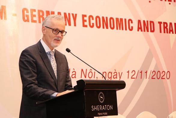 Hợp tác Việt Nam - Đức: Phát triển mạnh mẽ trên mọi lĩnh vực - Ảnh 1.
