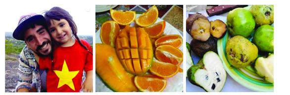 Chàng sinh viên đặt mục tiêu nếm mọi loại trái cây trên thế gian - Ảnh 1.