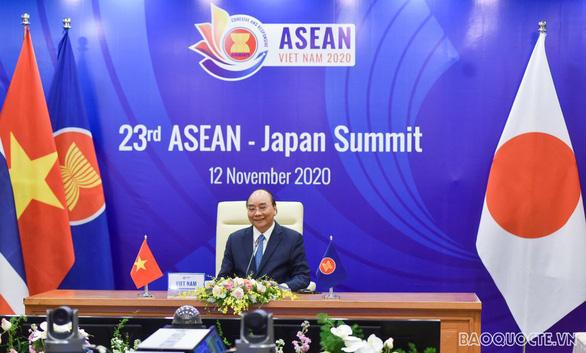 ASEAN bàn vấn đề Biển Đông tại cuộc họp với Hàn, Nhật, Ấn - Ảnh 1.