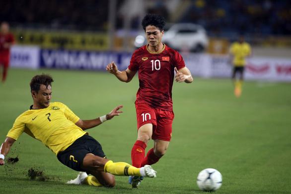 Tuyển Việt Nam gặp Malaysia ở vòng loại World Cup vào ngày 30-3-2021 - Ảnh 1.