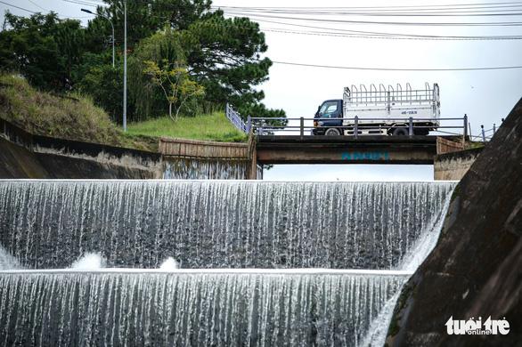 Khẩn cấp xử lý nhiều hồ chứa ở Lâm Đồng mất an toàn - Ảnh 2.